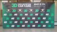DB-3G1 90degree corner backdrop 3x6 column_3D car Care